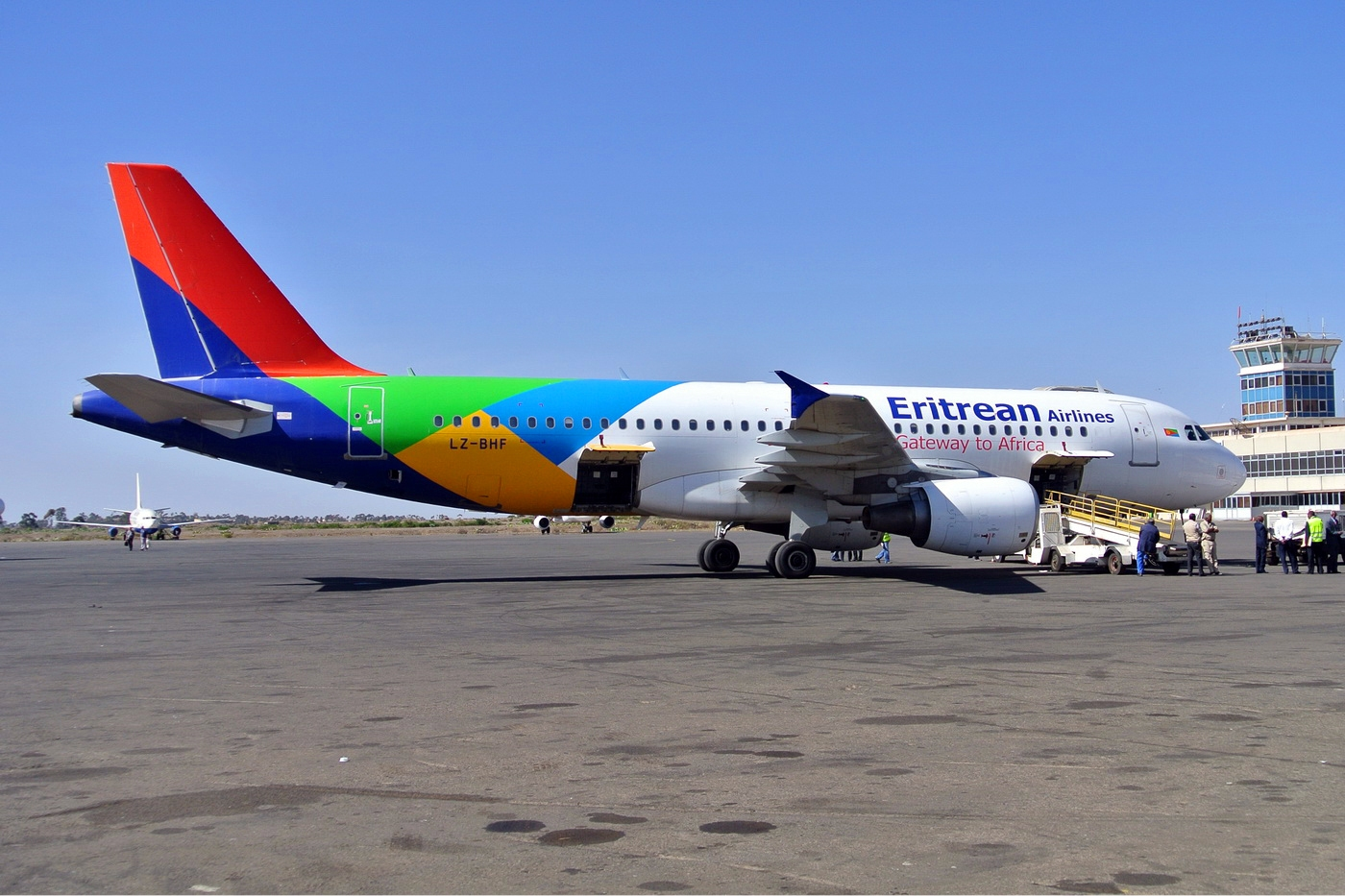 <Eritrean Airlines expands service
