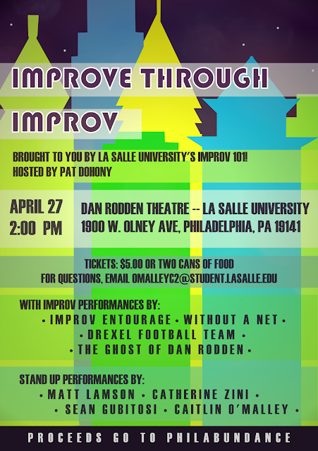 Improve Through Improv