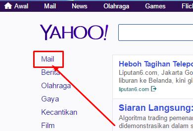 Cara Membuat Email Baru YAHOO Indonesia Terbaru 32