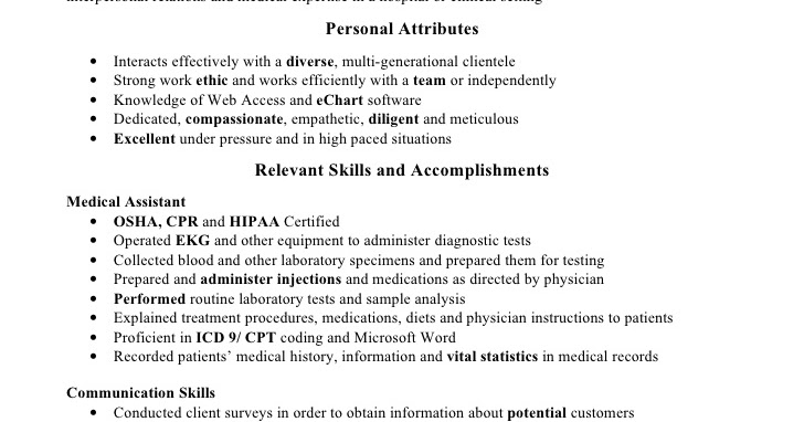 Cheap Research Papers Cheap Essay Papers qualifications on resume - medical assistant qualifications resume