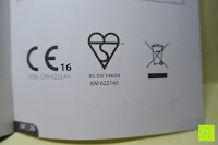 Sicherheit: Lumen Basic schwarz ? Rauchmelder, ersetzt Ihr Sockel/Pavillon Luminaire (Noxe)
