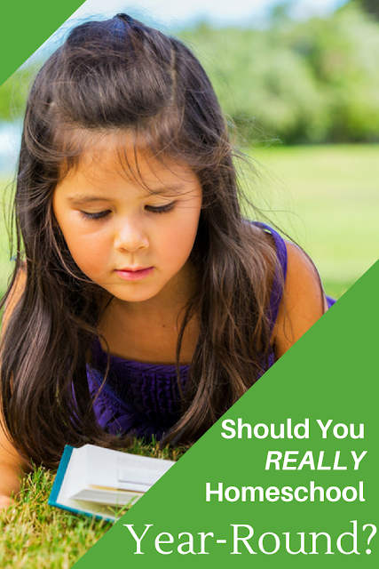 Should You Really Homeschool Year-Round?