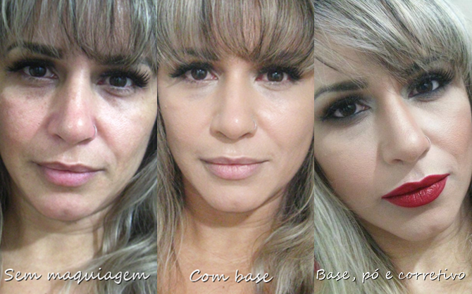 Resenha Base Skin Perfection Alta Cobertura Eudora