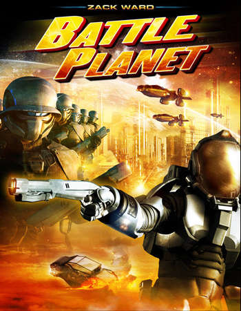 Battle Planet 2008 Hindi Dual Audio BRRip Full Movie Download