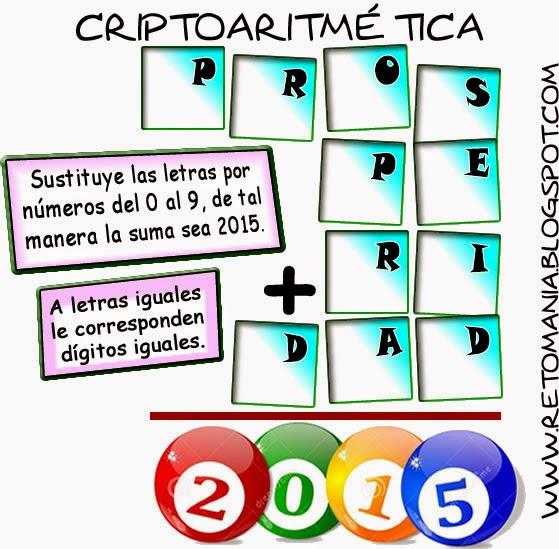 Criptoaritmética, Alfamética, Retos Matemáticos, Desafíos Matemáticos, Acertijos, Acertijos Numéricos, Juego de Letras, Descubre el Número, Problemas Matemáticos, Problemas de Lógica, Criptogramas, Criptosumas, Criptografía