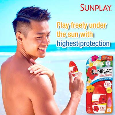 Malaysia FREE Sunplay SPF130 Sample Giveaway