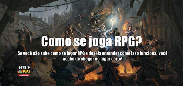 Se você não sabe como se jogar RPG e deseja entender como isso funciona,  você acaba de chegar no lugar certo!