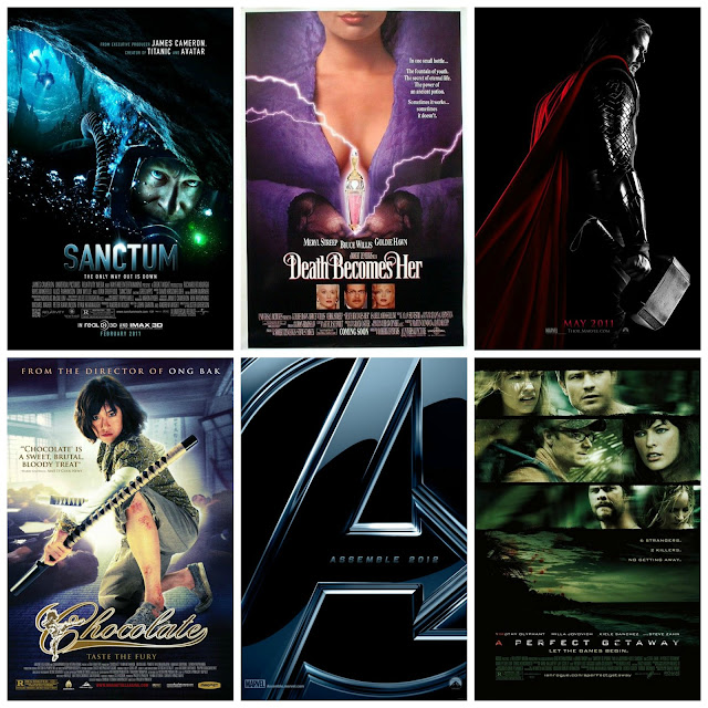 April Films 2012