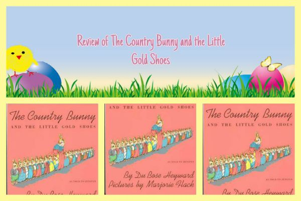Review of The Country Bunny and the Little Gold Shoes by DuBose Heyward