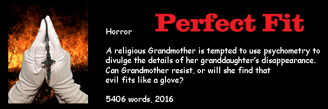 Banner Link for Gori Suture's horror short story Perfect Fit