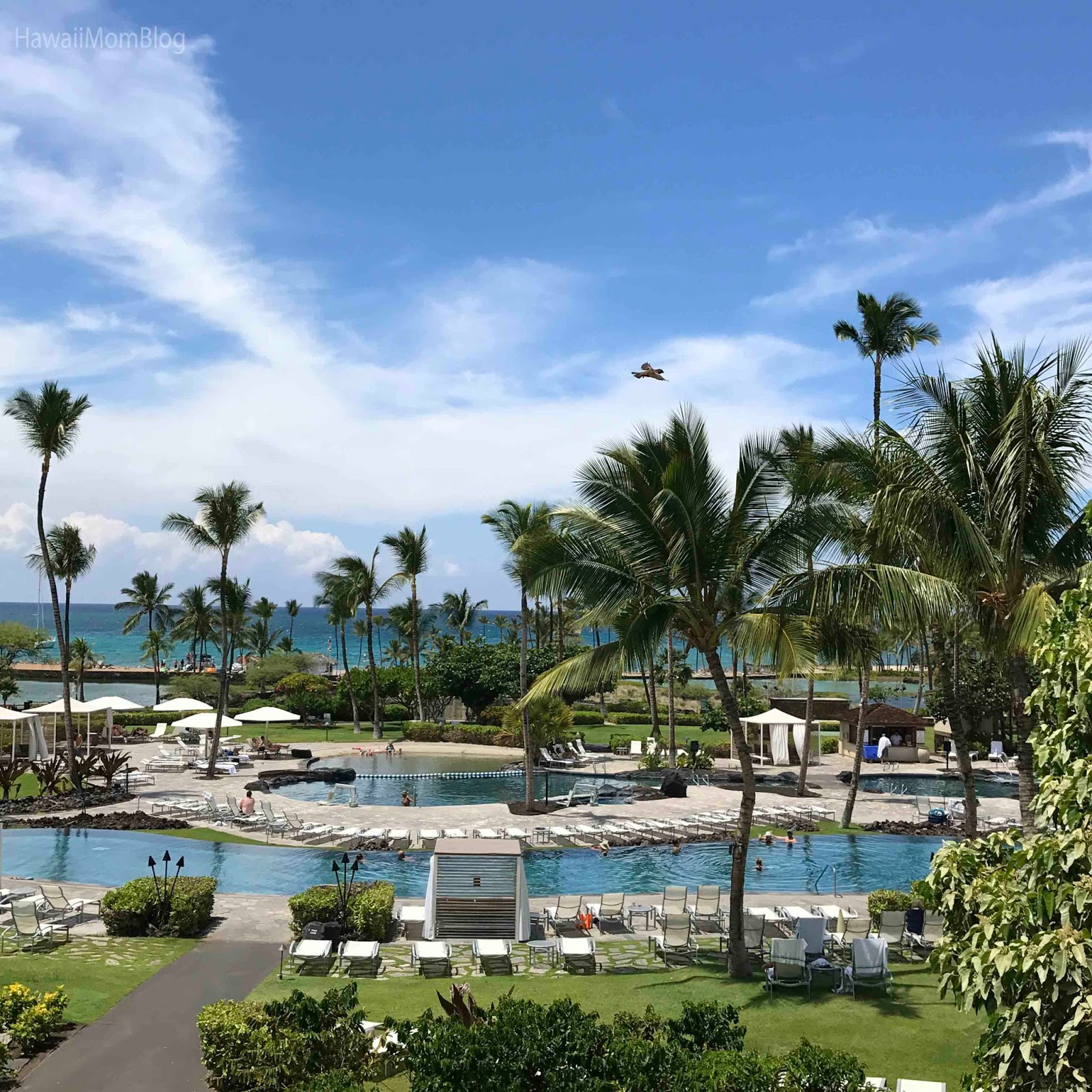 Of Course My Kids Could Not Get Enough The Pools At Waikoloa Beach Marriott Resort Spa