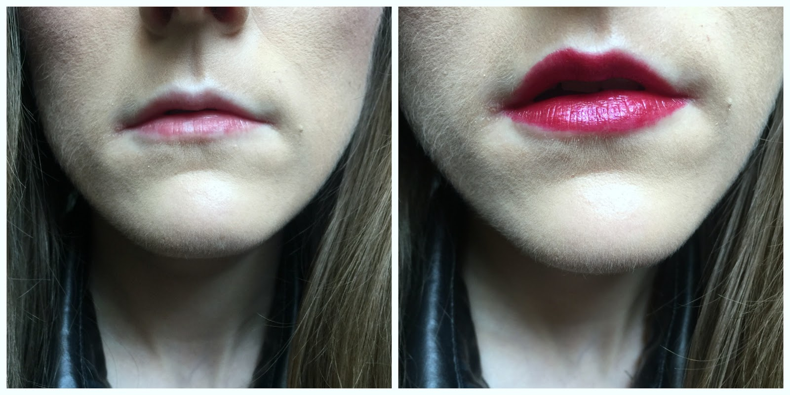 sleep lip vip in scandalous before and after