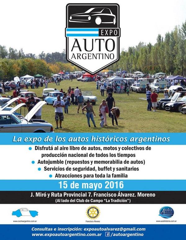 Expo Auto Argentino 2016
