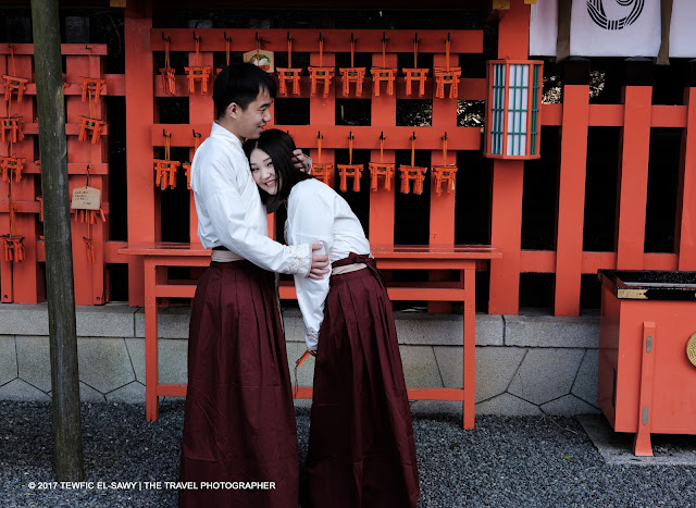 Beyond The Frame | Kyoto's Fushimi Inari Shrine | GFX50s