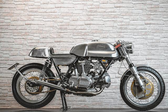 Ducati By Emporio Elaborazioni Meccaniche Hell Kustom