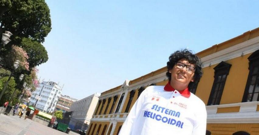 Escolar logra máximo puntaje en examen de admisión a Universidad del Callao - UNAC