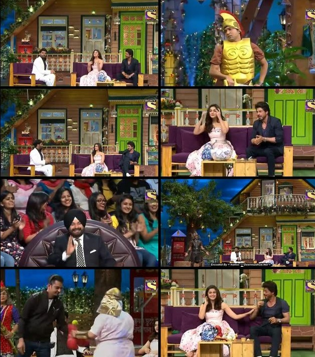 The Kapil Sharma Show 26 November 2016 HDTV 480p Download