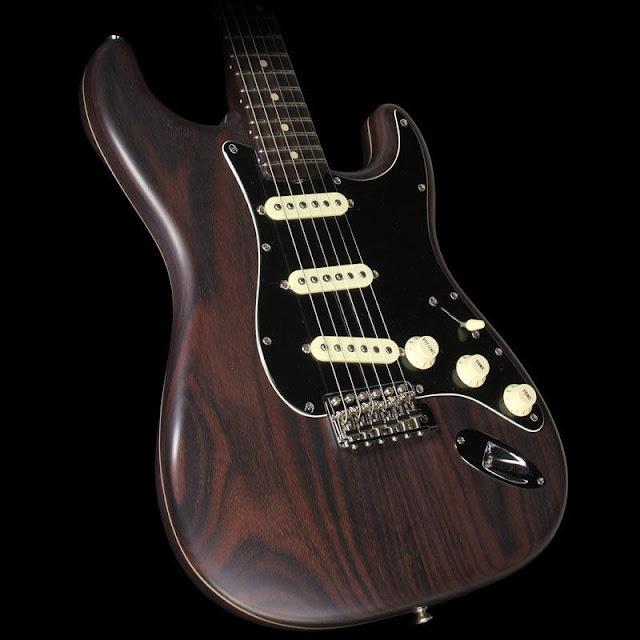 Fender Custom MB Todd Krause 1960 Rosewood Stratocaster