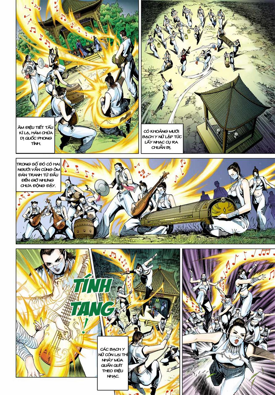 Anh Hùng Xạ Điêu anh hùng xạ đêu chap 43 trang 27