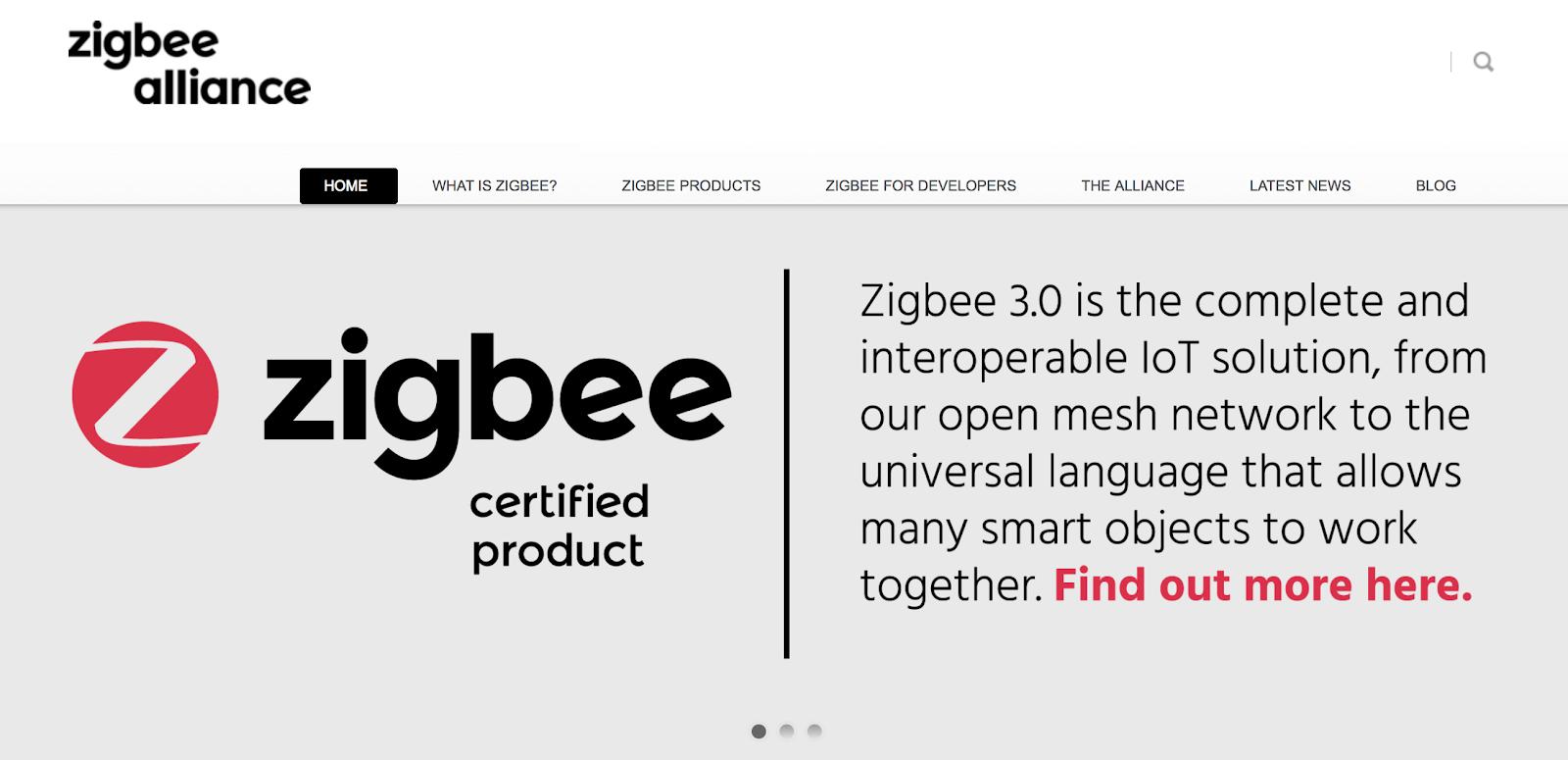 Cos'è la tecnologia Zigbee