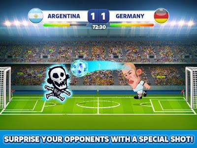 Head Soccer Mod Apk Versi Terbaru