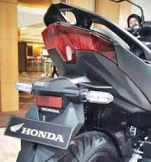 tampka belakang all new honda vario 150