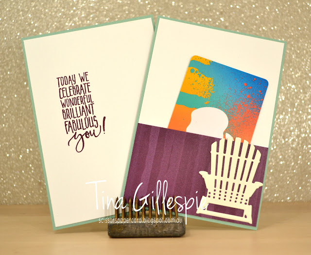 scissorspapercard, Stampin' Up!, Art With Heart, Picture Perfect Birthday, Nature's Poem DSP, Stitched Shapes Framelits, Seasonal Layers Thinlits