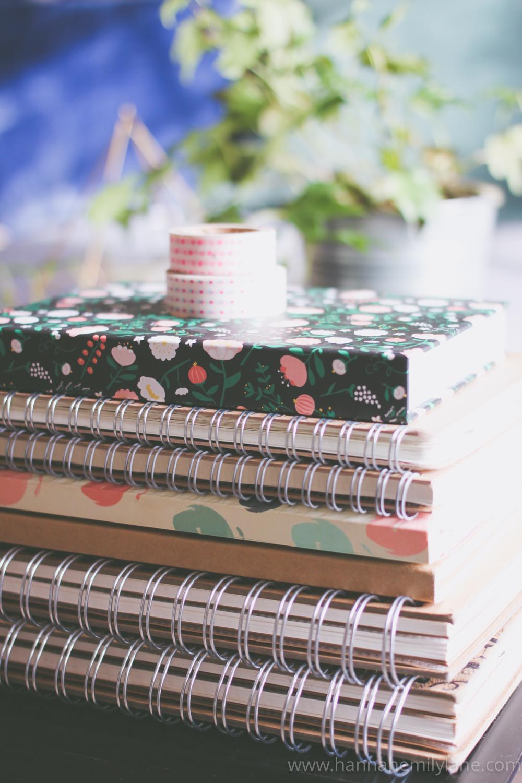 Which Notebook Is The Best For Bullet Journalling? | www.hannahemilylane.com