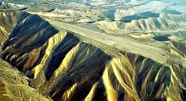 Το μυστήριο των βουνοκορφών στην Nazca