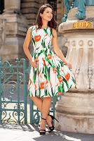 rochie-eleganta-alba-cu-imprimeu-floral