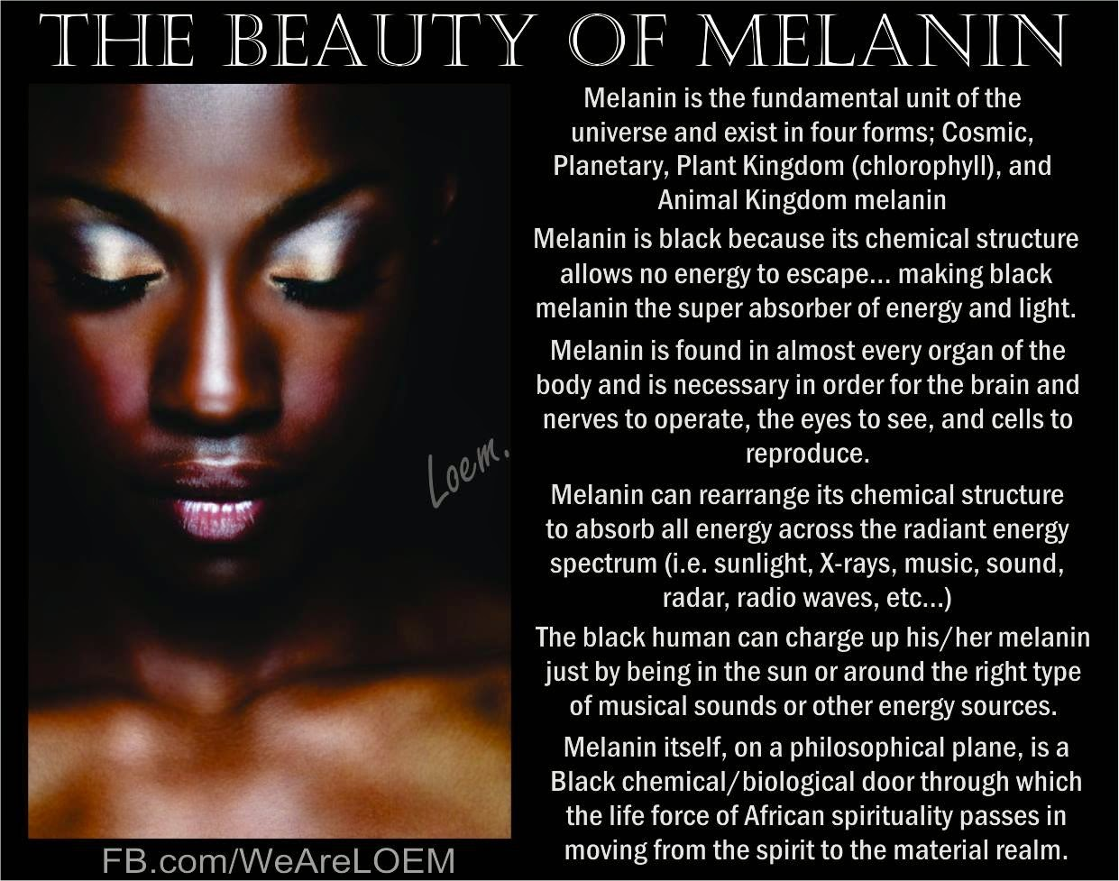Melanin, Fluoride And The Pineal Gland