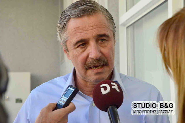 Γ.Μανιάτης: Ας κάνει τουλάχιστον η νέα Υπουργός Πολιτισμού κάτι για τον Άγιο Γεώργιο