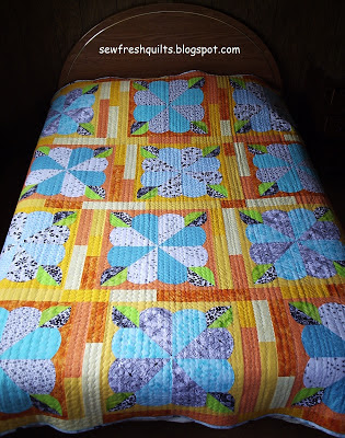 http://sewfreshquilts.blogspot.ca/search/label/flowers