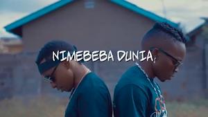 Download Video |  Mangare Ft. Jinda Mjukuu - Nimebeba Dunia