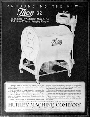 Hurley Machine Company -- Thor-32