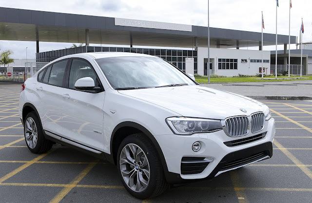 BMW X4 Flex 2018 - Preço