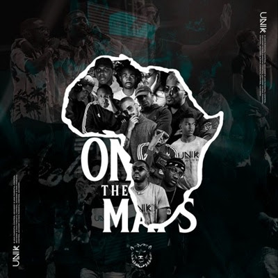 B-Unik - On The Maps (EP) [DOWNLOAD]