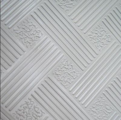 Tấm thạch cao phủ PVC 996