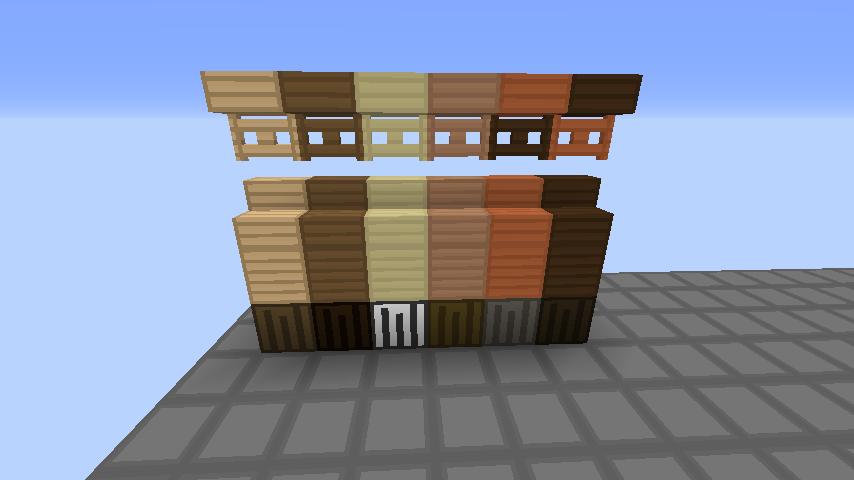 Simple 簡 - 一款奇葩、簡單、清新的Minecraft材質包!-MCFuns