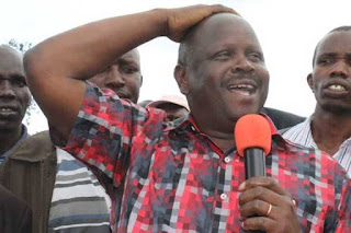 Bomet Governor Isaac Ruto welcomed the Jubilee defectors to CCM. PHOTO | Courtesy