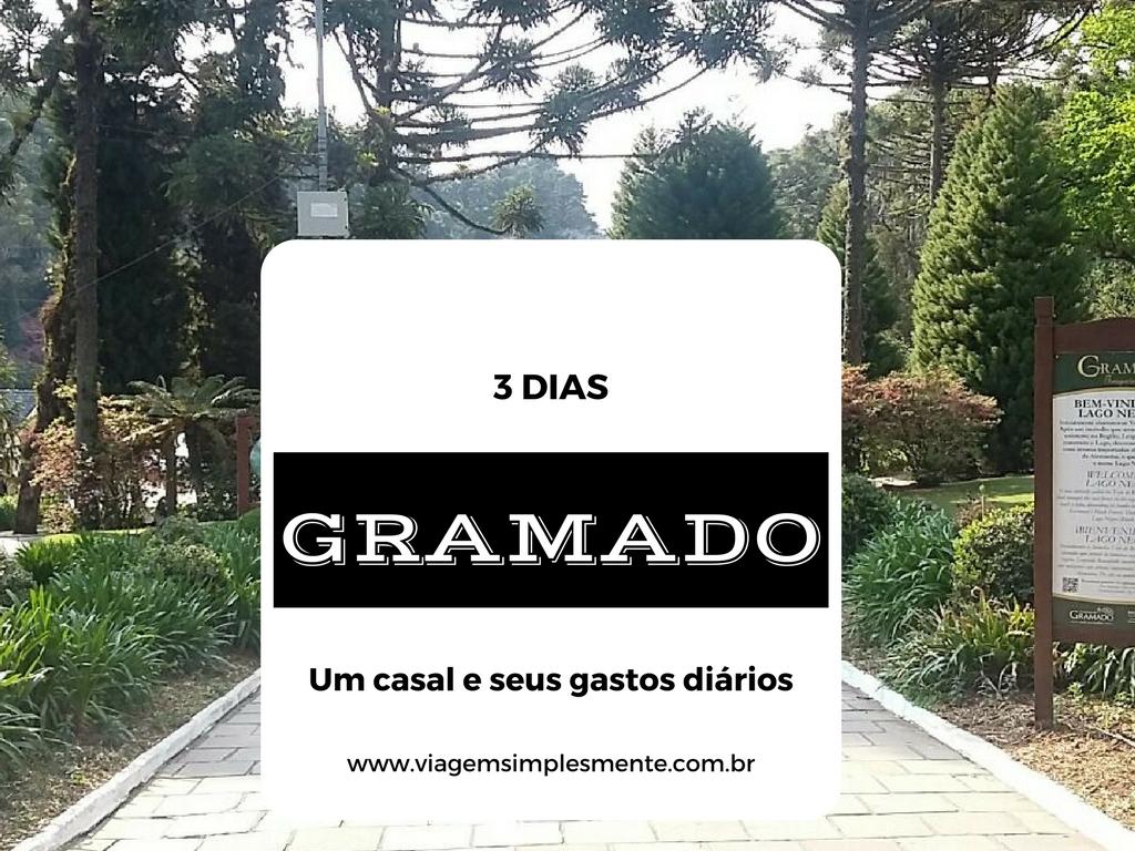 Viagem à Gramado e seus custos