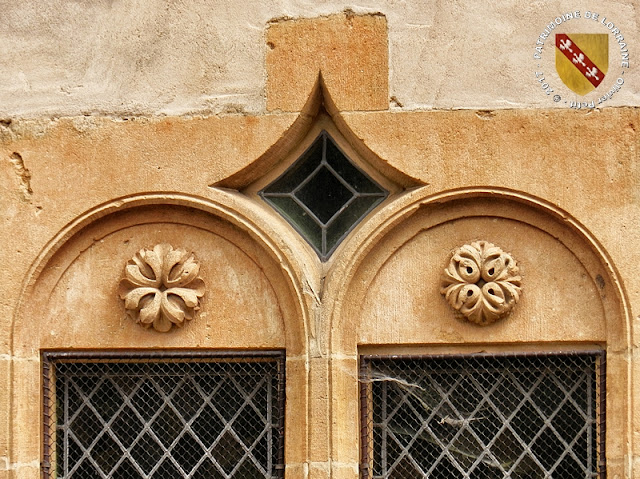 METZ (57) - Chapelle de la Miséricorde (XIIIe-XIXe siècles)