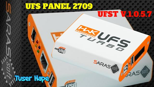 UFS PANEL 2709 ( UFST V1 0 5 7 ) - TUSERHP