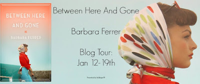 Between Here and Gone Blog Tour