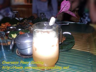 Isdaan sa Calauan - Melon Juice