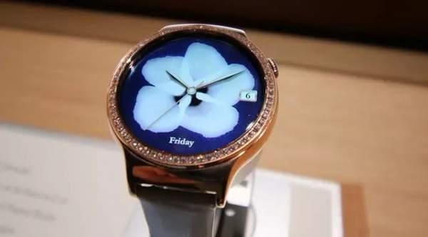 Smartwatch merk Swarovski