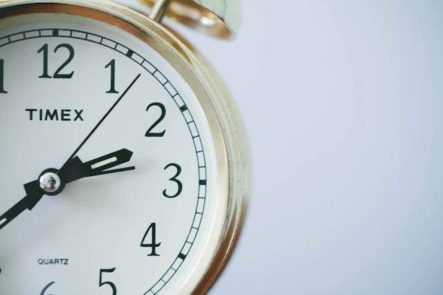 Gestão do tempo: Você precisa ter tempo para si mesmo