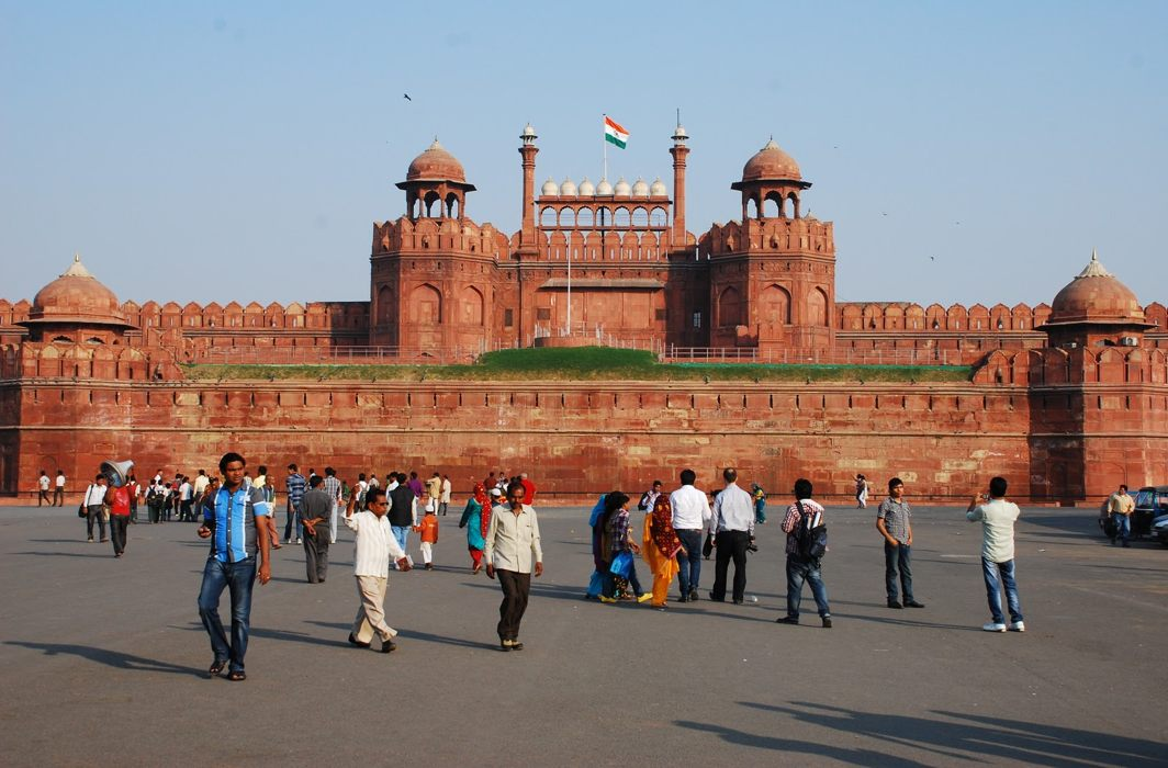 Top 10 Historical Places to Visit in India 2019