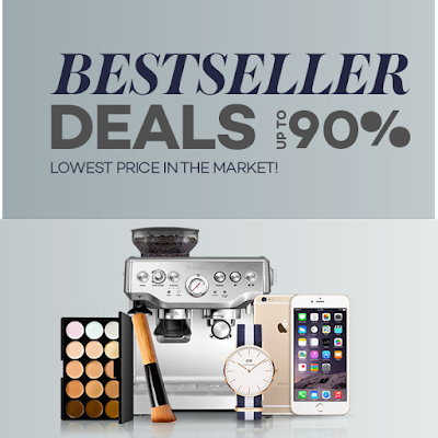 Lazada Malaysia Bestseller Deals 90% Discount Offer Lowest Price