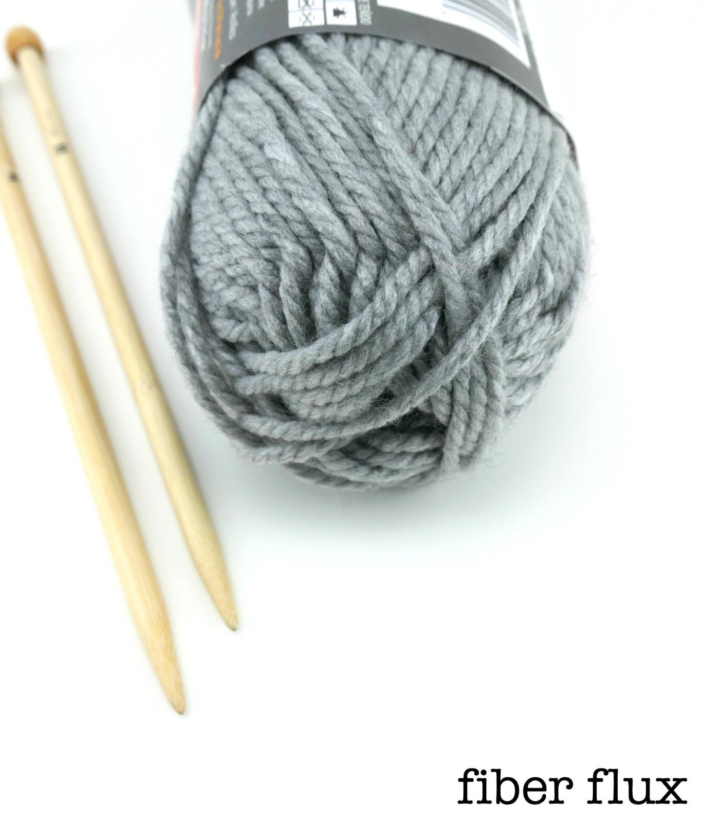 Fiber Flux: Yarn 101: Bernat Softee Chunky